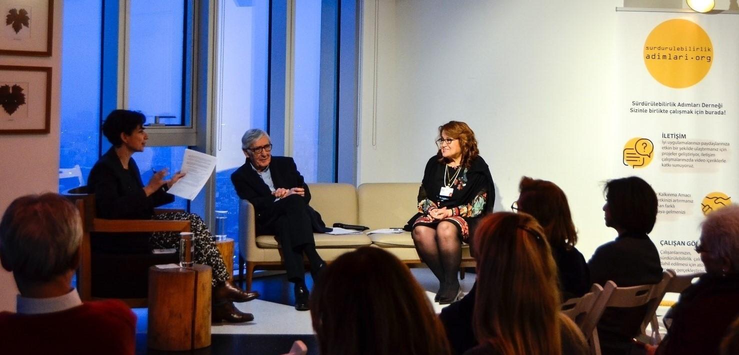 Meral Tamer ve Osman Ulagay'dan Davos 2020 izlenimlerini aldık