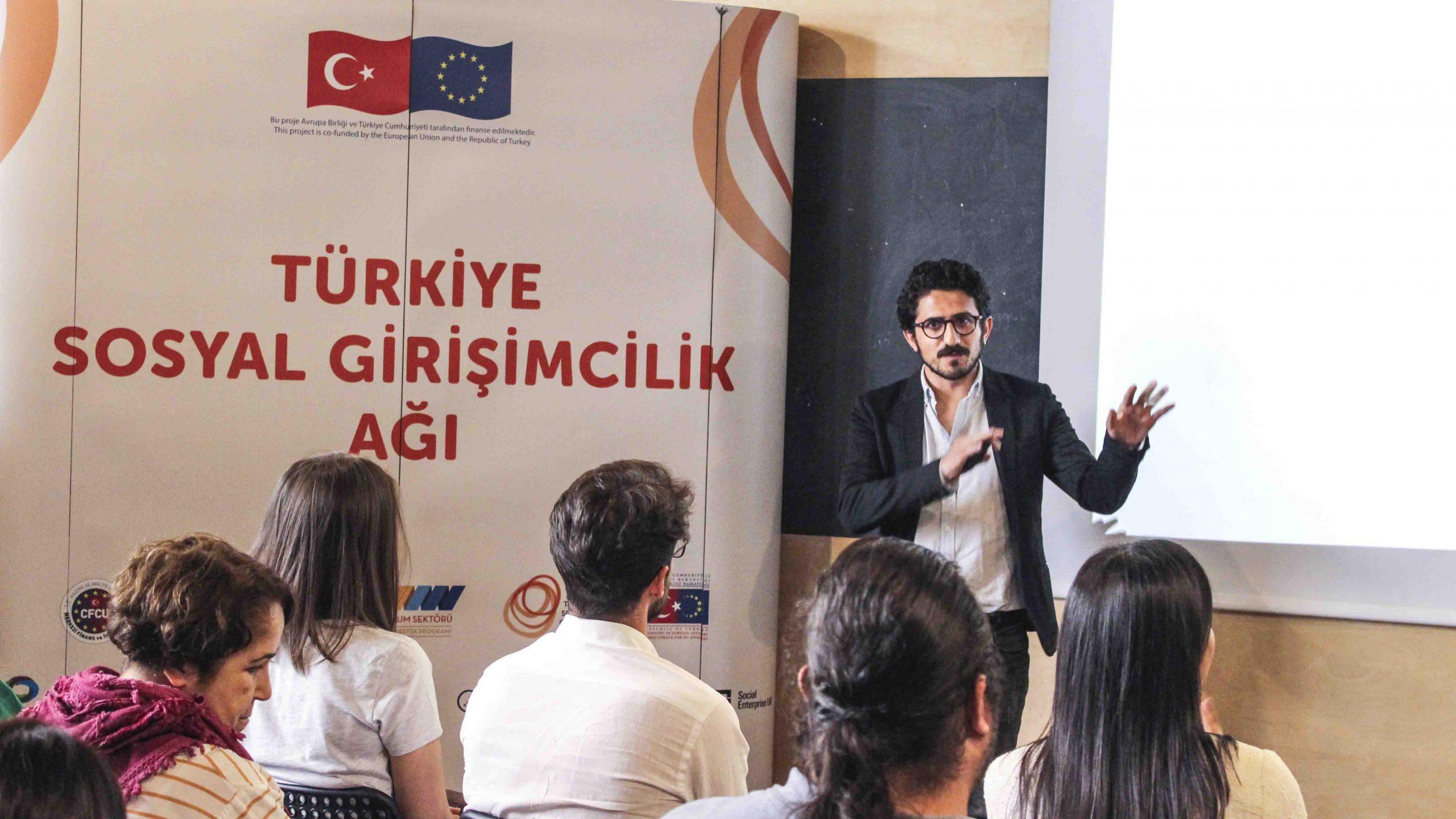 Turkiye sosyal girisimcilik agi tgsa emrah kurum