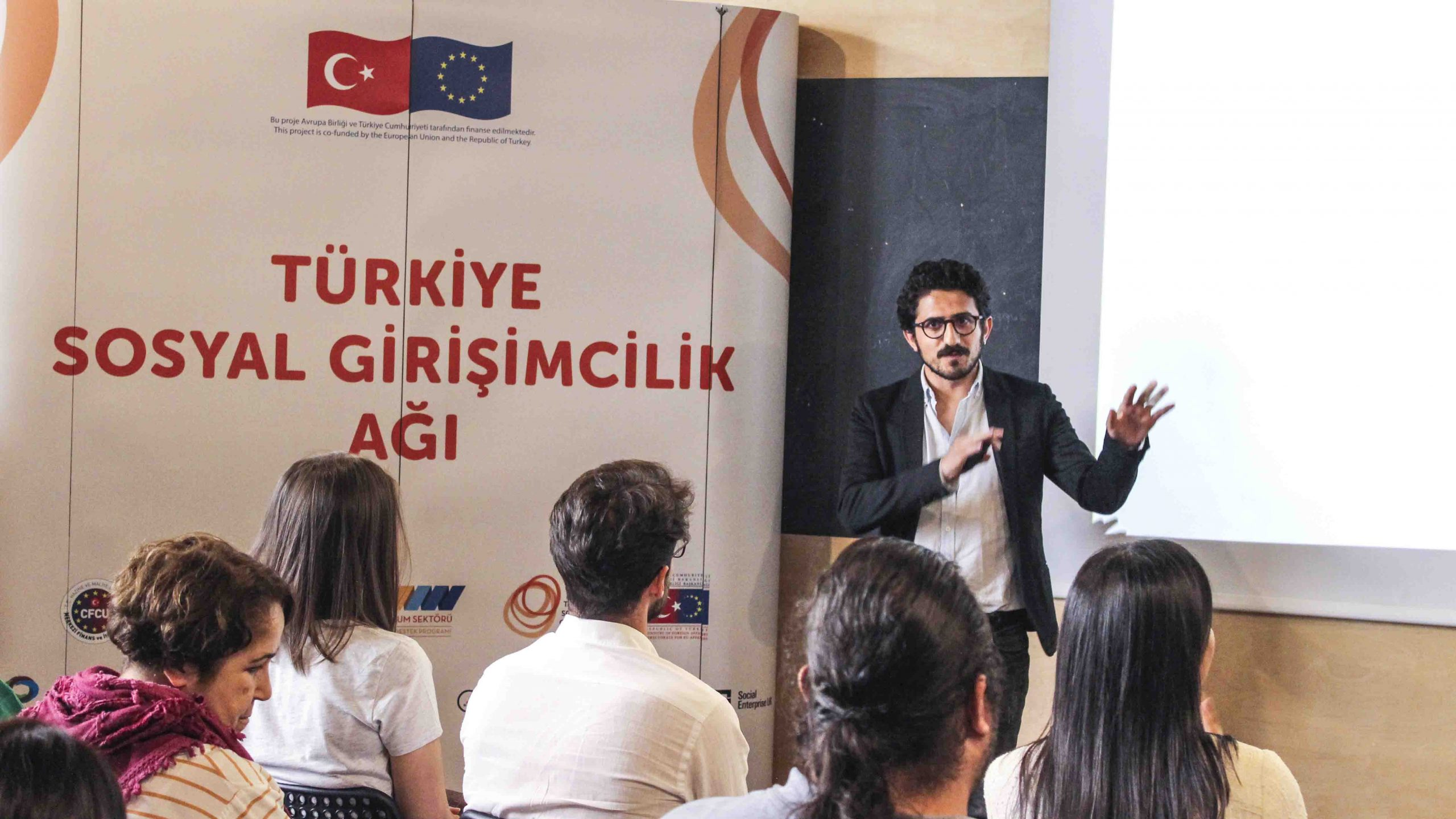Turkey social entrepreneurial network TGSA emrah kurum