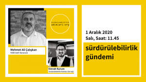 Sustainability Day Mehmet Ali Caliskan Yada Foundation