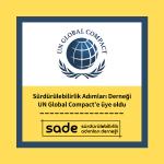 Surdurulebilirlik Adimlari Dernegi UN Global Compact uye oldu