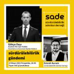 Surdurulebilirlik Gundemi Anadolu Efes Spor Kulubu Pazarlama ve Kurumsal İlişkiler Muduru Gokce Dayi olacak